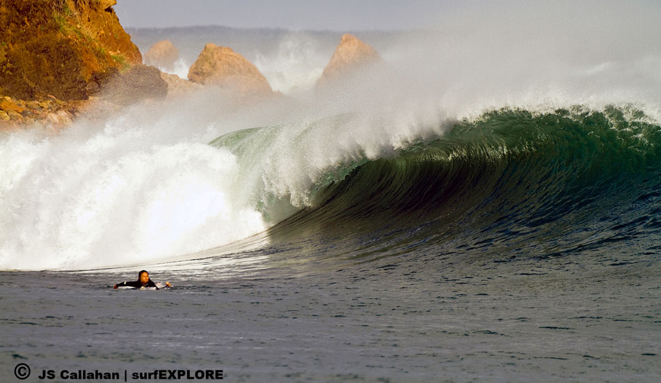 "Algeria. New waves in countries where surfing is unknown and ocean awareness is low are particularly vulnerable to development. Photo: Callahan/<a href=""http://www.facebook.com/pages/SurfEXPLORE/153813754645965\"" target=_blank>SurfExplore</a>"