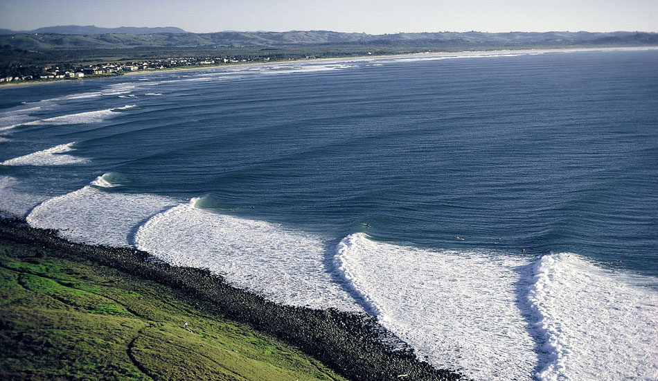 "Overview of Lennox Head, NSW, Australia. Photo: <a href=""http://seandavey.com//\"" target=_blank>Sean Davey</a>"