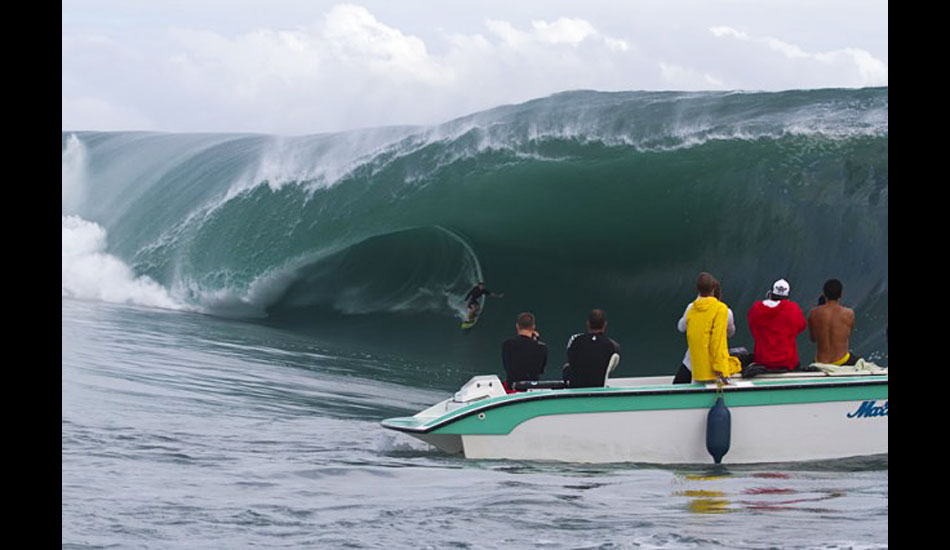 Ian Walsh. Always a Teahupoo standout. Photo: ASP