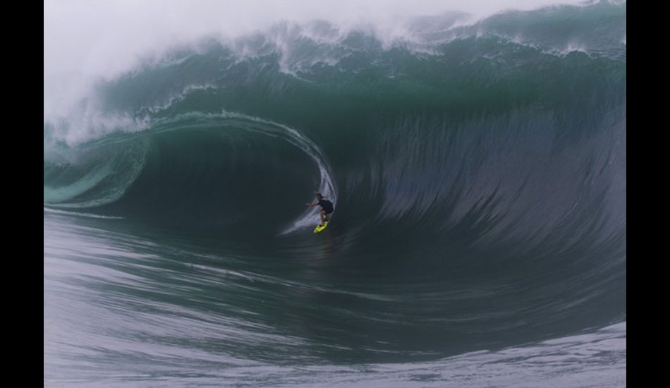 Contestable? Not for mortals.  Photo: ASP