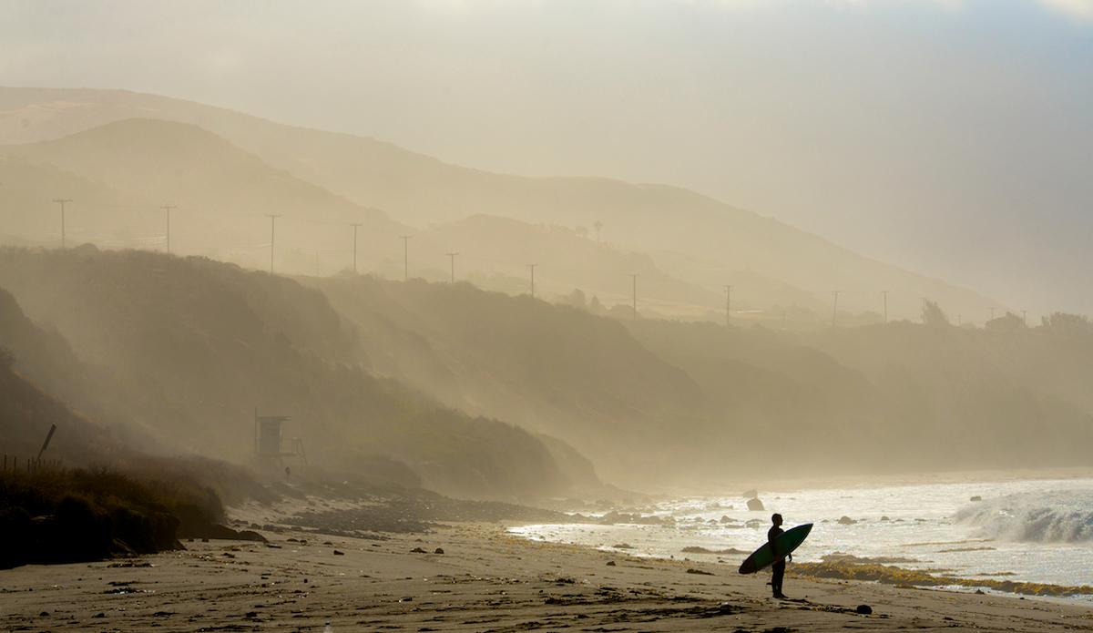 "Misty mountain hop somewhere in LA. Photo: <a href=\""http://www.brianaverillphotography.com\"">Brian Averill</a>"