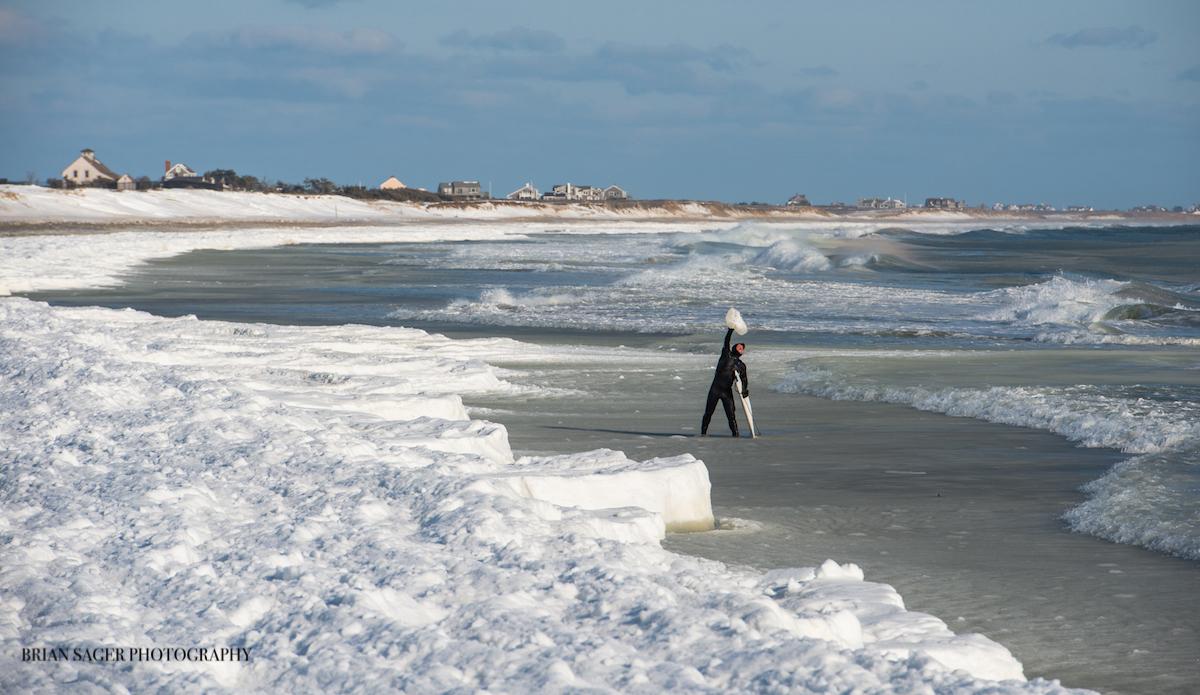 "Winter calisthenics. Photo: <a href=\""http://www.briansagerphotography.com\"">Brian Sager</a>"