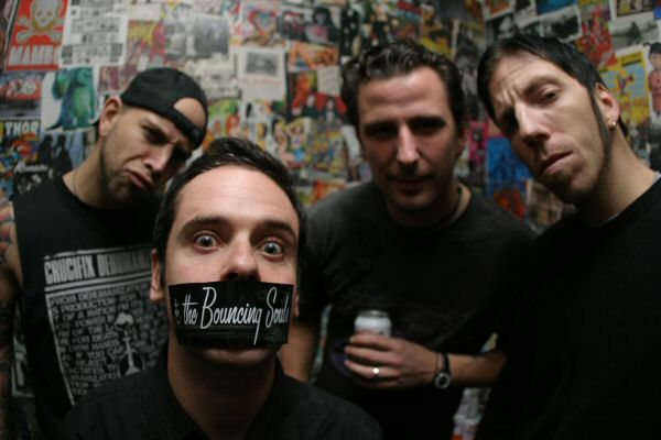 The Bouncing Souls surge onward after celebrating their 20th Anniversary.