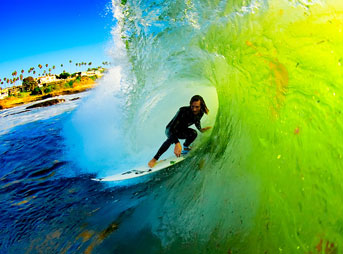 Rob Machado knows surfing. That's for sure. Photo: Anthony Ghiglia