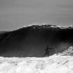New Jersey Surf Bryan Zinski Freezing Snow Ryan Struck