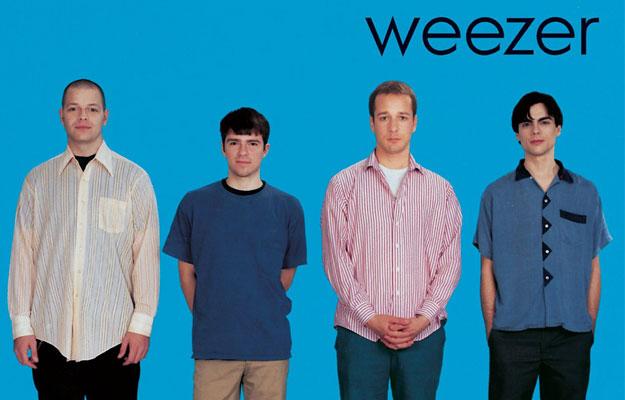 Weezer's Blue Album