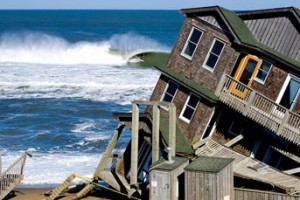 Outer Banks Hurricane Surf Peter Mendia