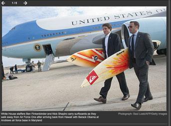 Obama Surfboards