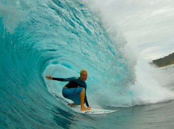 Keala Kennelly Barrel Backdoor Pipeline