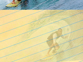Gerry Lopez Surfing Letter to Surfers of Israel and Gaza