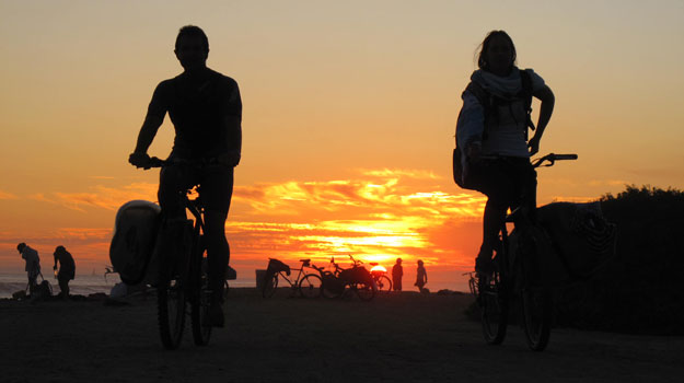 Lower Trestles Surf Bikes