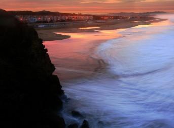 Ocean Beach, San Francisco. Photo: Mila Zinkova