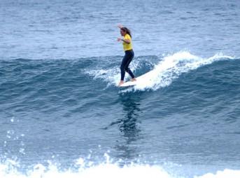 Cori Schumacher Women's Longboarding