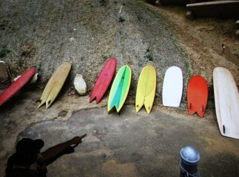 Fish Fry surfboards