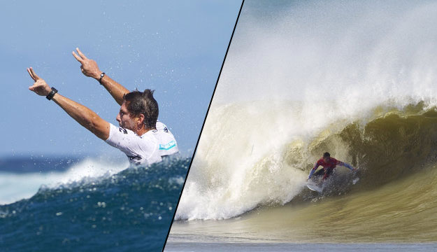 Andy Irons surfing Tahiti Portugal