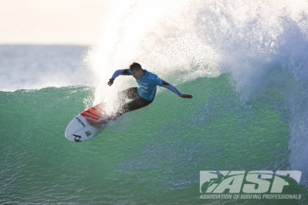 Andy Irons Surfing Jeffreys Bay