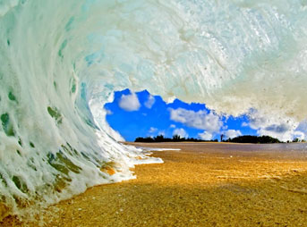 Clark Little Shorebreak Photography