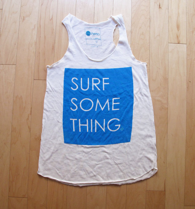 Women's Bone and Happy Blue Tank