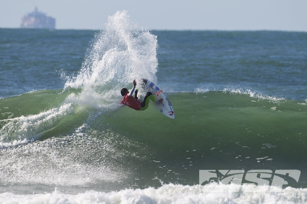 Gabriel Medina Wins Rip Curl Pro Search