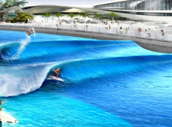 Dave webber wave pool