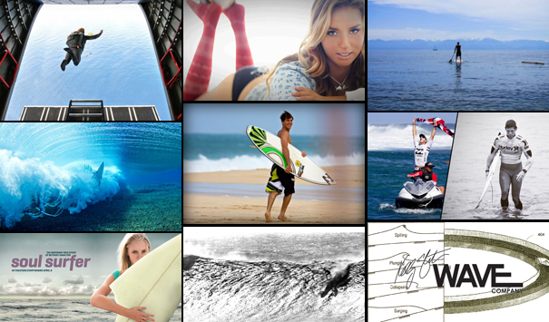 The Inertia's most popular surf stories of 2011.