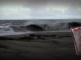 Beach Closure Pollution