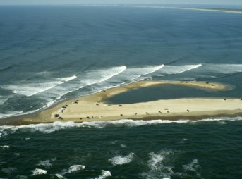 Outer Banks Cape Point Beach Access
