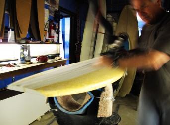 Surfboard Shaper