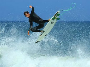 Cory Lopez Surfing Air