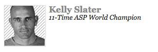 Kelly Slater Bio