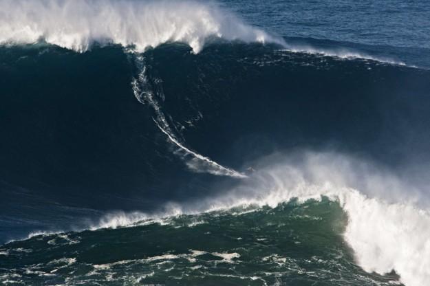 Garrett McNamara Biggest Wave Ever 90 Foot Portugal