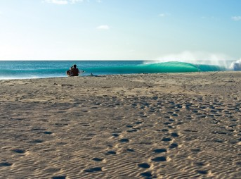 Perfect Waves Lineup Photo Chris Burkard