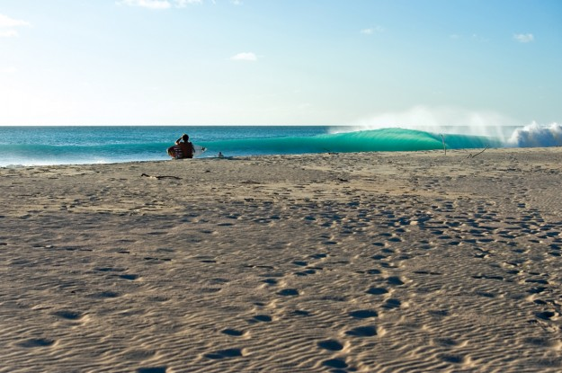 Perfect Waves Lineup Photo Chris Burkard