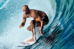 Is Kelly Slater the greatest athlete of all time? Infographic.