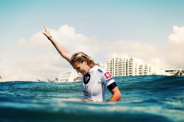 Steph Gilmore Wins Fifth World Surfing Title