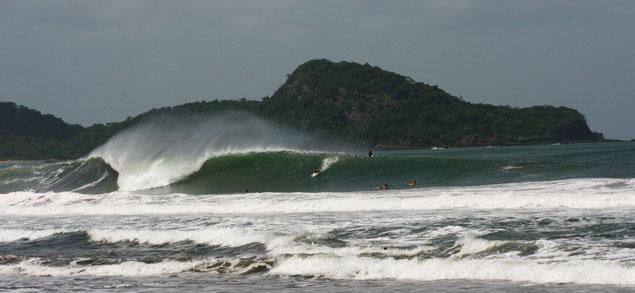Nicaragua....yes, please.