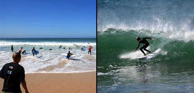 Surf jobs