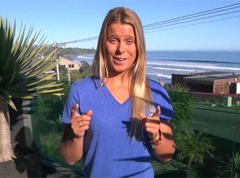 Paige Hareb Girl Surfer