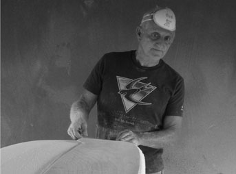 Bob McTavish: Inventor of the shortboard. Here, he speaks candidly about the difference between shapers and designers, why boogie boarding's one of the greatest inventions ever, the next surfboard revolution, and where longboarding went astray.