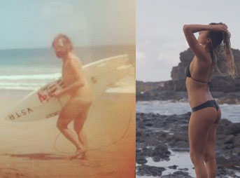 Nudes at buchans point