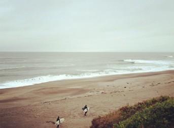 A gray day on the Oregon Coast. Photo: Katy Bryce