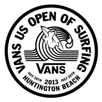 Vans US Open of Surfing Logo