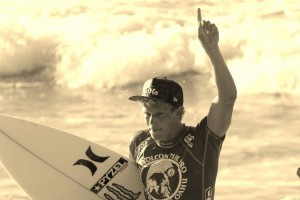 John Florence crushes competition at Pipe, but does the sport have a fighting chance?