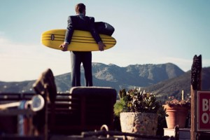 The book is simple in concept: 365 surfboards laid out chronologically, with 200 to 300 word captions detailing the provenance of the board, but also linking all the boards together to narrate the arc of the surfboard from olo and alaia to Thrusters and carbon fiber.