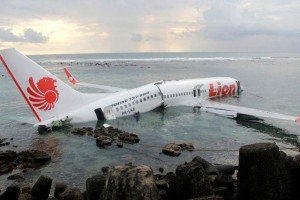 Surfers Respond to Bali Airplane Crash. Photo: Wikimedia Commons/Indonesian Police