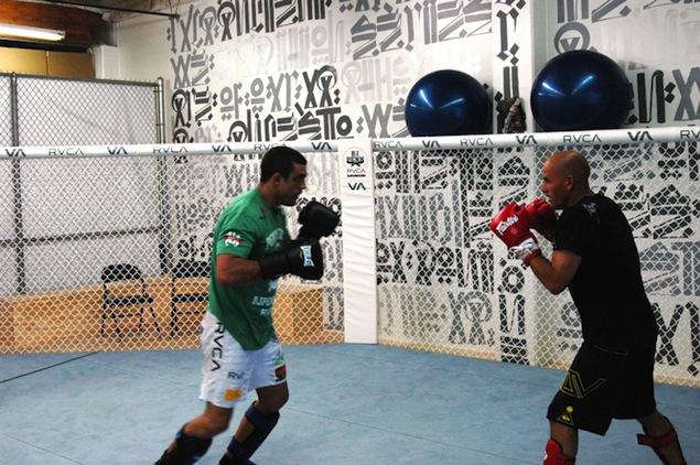 Kelly Slater Training Brazilian Jiu-Jitsu Martial Arts Challenge Flavio Canto