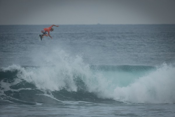 John John Florence and massive airs. No surprises there. Photo: Hennings/Oakley