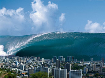 5 Of The Biggest Heaviest Scariest Waves Ever The Inertia