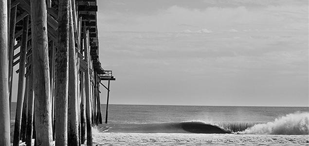 Nothing like a North Cackalacky pier barrel. Photo: DJ Struntz