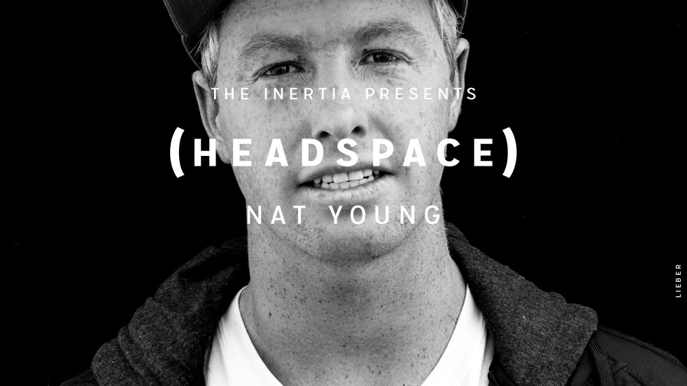 Nat Young ASP Rookie of the Year Interview (HEADSPACE) photo by Aaron Lieber